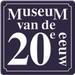 Logo museum twintigste eeuw