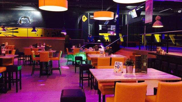 Restaurant bij Jumpsquare