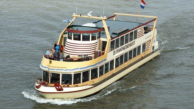 Pannenkoekenboot Nijmegen