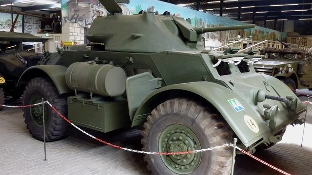 Tank staghound