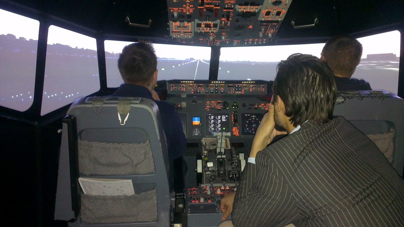 Flight Simulator Training