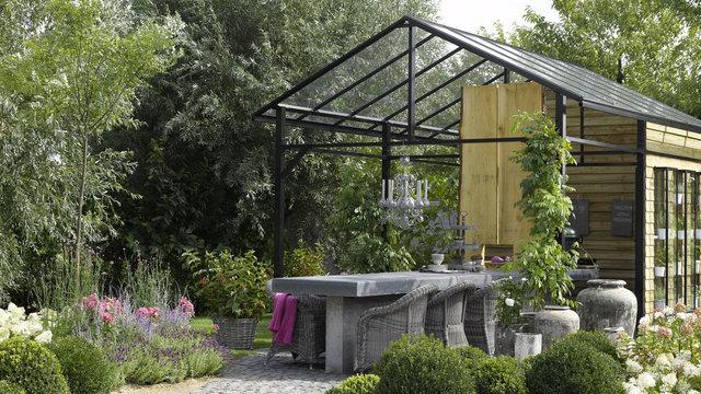 Beoordelingen en reviews voor fleurig huis tuin 2016 in for Tuinbeurs 2016