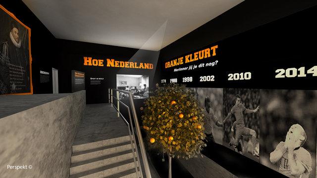 Hoe Nederland Oranje kleurt Nederlands Openluchtmuseum