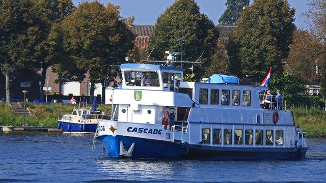 Boot Rederij Cascade Rondvaart