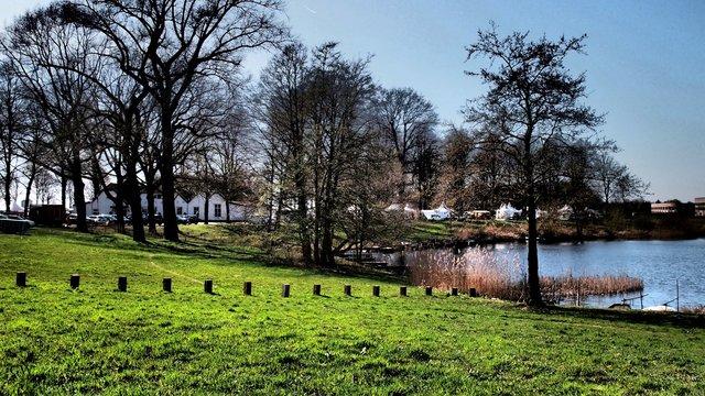 Prachtige omgeving in 's Hertogenbosch