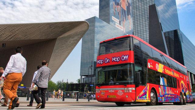 Bekijk bijzondere gebouwen in Rotterdam tijdens dit originele uitje.