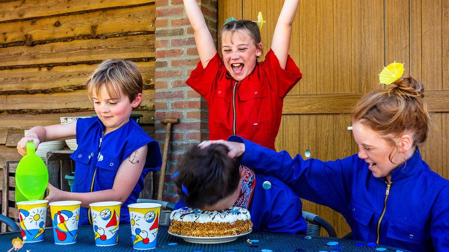 Vier je kinderfeestje bij De Flierefluiter