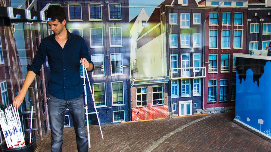 CtheCity Amsterdam begeleider