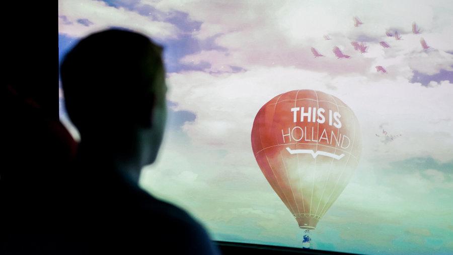 Ontdek Nederland met deze virtual reality experience.