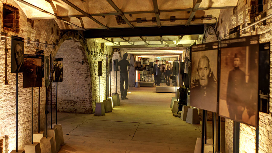 Expositie in Fort Pannerden