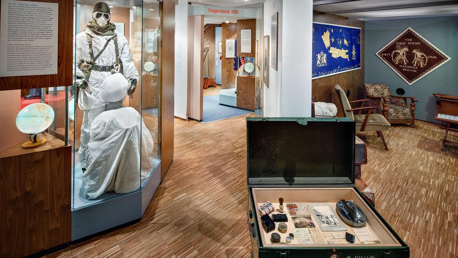 Tentoonstelling Mariniers Museum Rotterdam