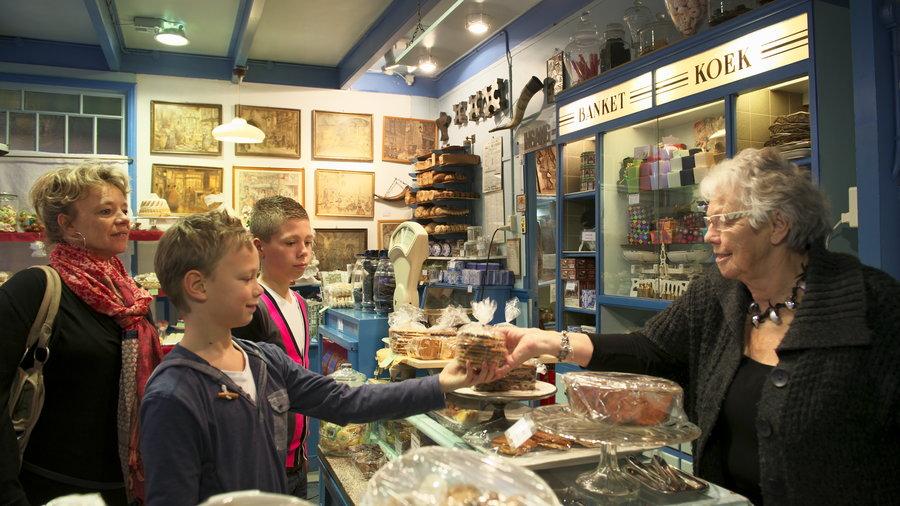 Bakkerswinkeltje in de Oude Bakkerij