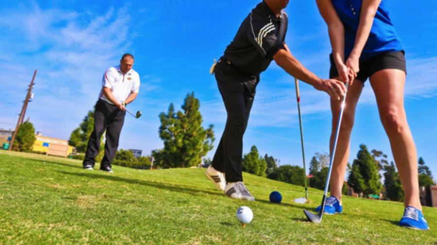 Golfles in Nederland en haal je golfvaardigheidsbewijs