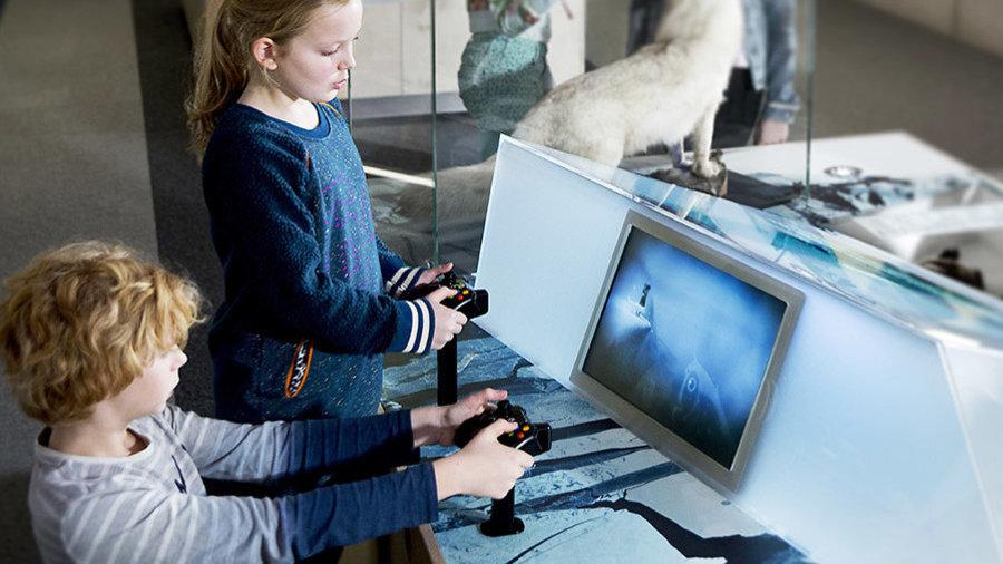 Interactie in Museon Den Haag