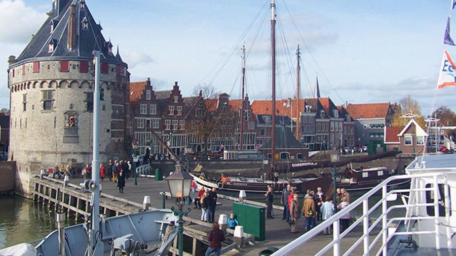 Rondvaart Door Amsterdam Met Rederij Het Ij
