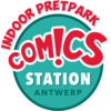 Logo van Comics Station Antwerp