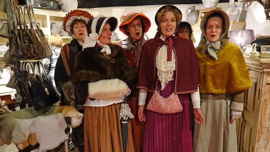 Kerstkoor dames