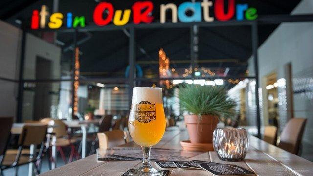 Biologisch bier van Bierderij Waterland