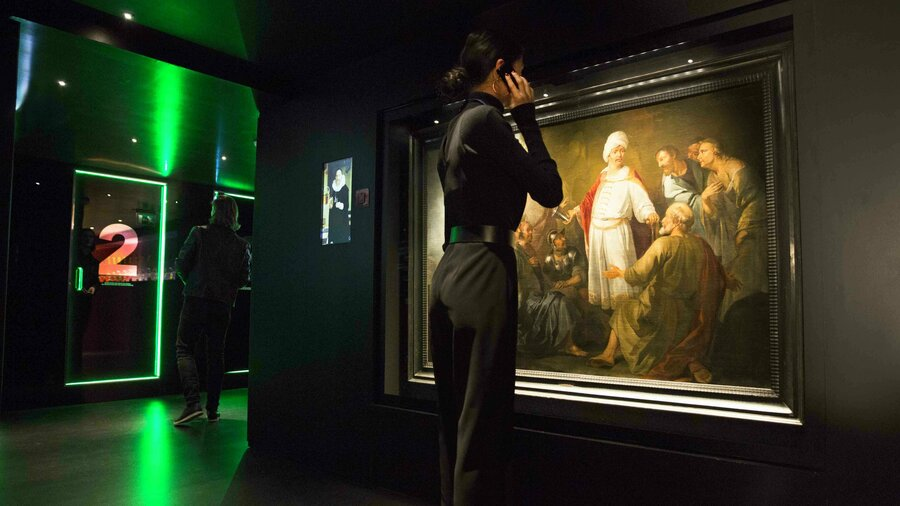 Lucas Bols & Rembrandt...