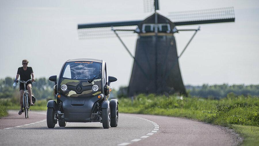 Hollandse GPS Tours van Renzy.nl