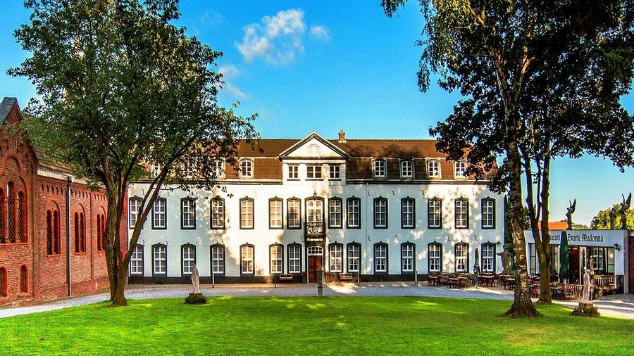 Museumgebouw Museum Vaals in Limburg