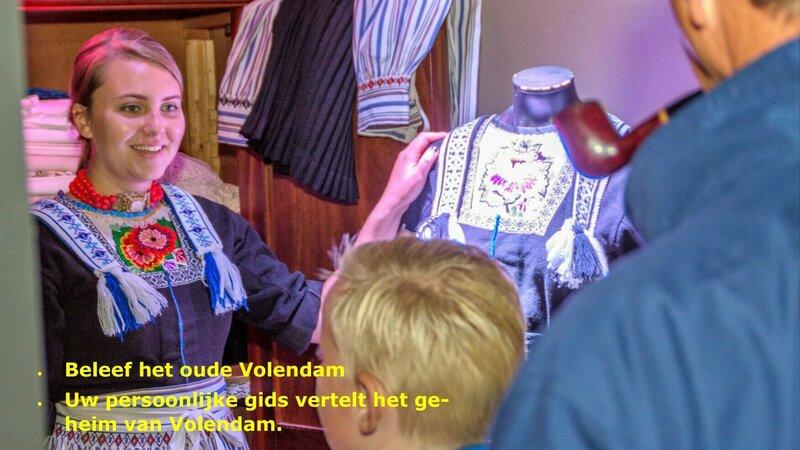 Experience Volendam