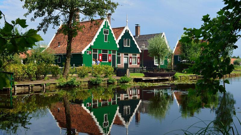 Zaans Museum en Zaanse Schans