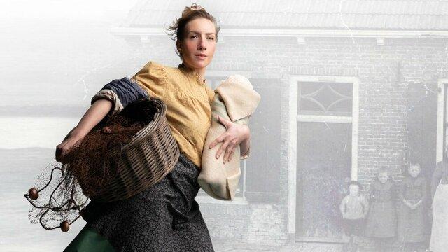 Maak kennis met vissersvrouw Grietje en haar gezin aan de Zuiderzee.