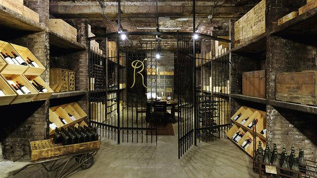 Schatkamer Nederlands Wijnmuseum
