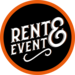 Logo volendam rent and event nieuw