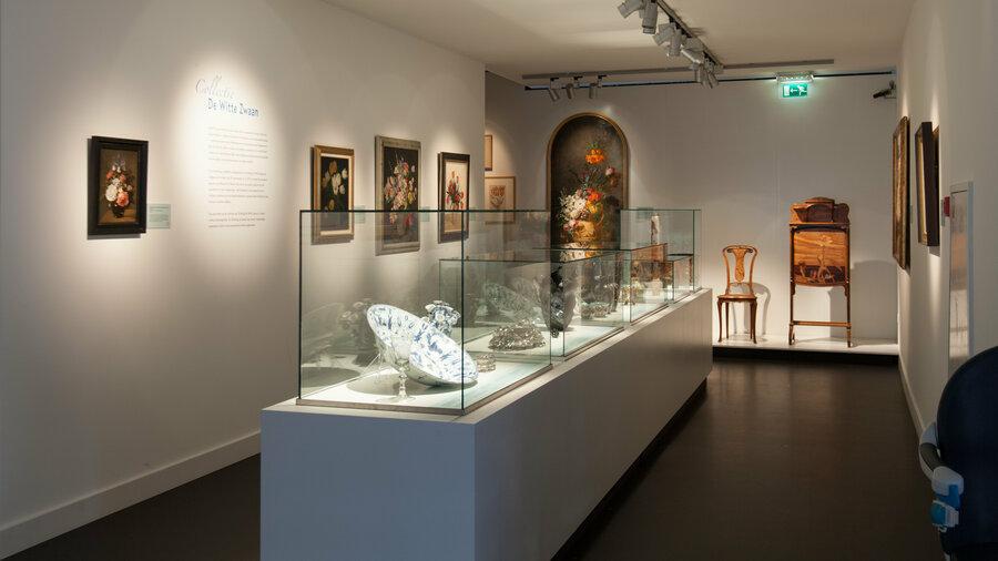 Tentoonstelling in Museum De Zwarte Tulp