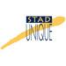 Logo stad unique geel