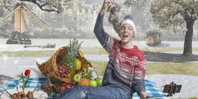 Beleef de winter in het Nederlands Openluchtmuseum