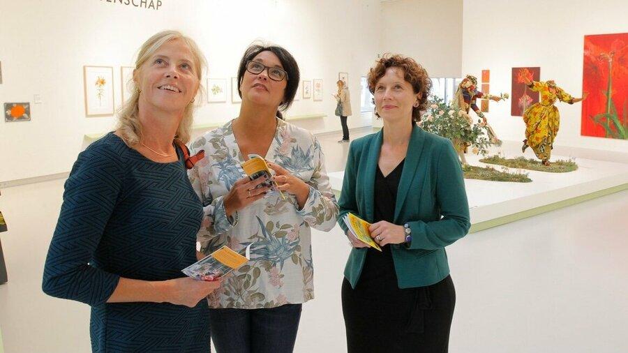 Samen met vriendinnen naar het Noordbrabants Museum