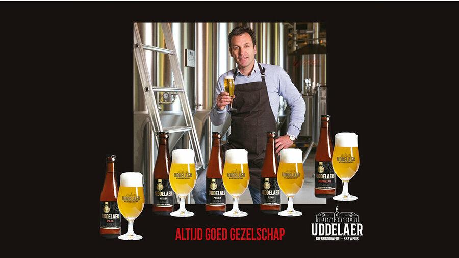 Bezoek bierbrouwerij Uddelaer