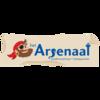 Logo van Het Arsenaal: piratenpark en zeeaquarium