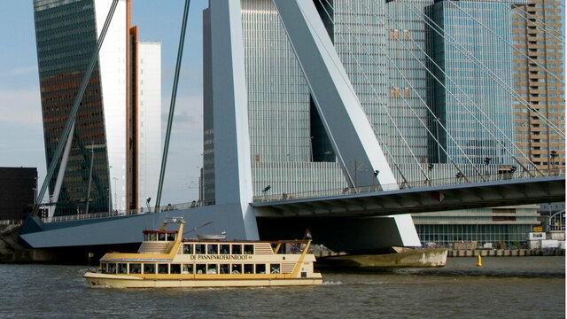 Pannenkoekenboot Rotterdam