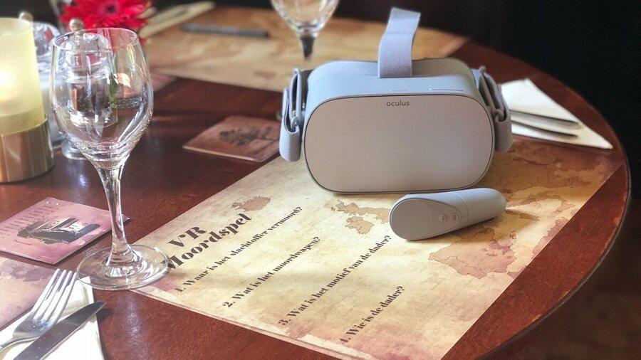 Los jij de VR escapegame op?