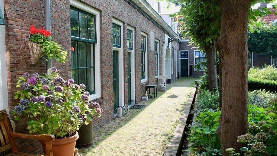 Ontdek verborgen plekjes in Vlissingen tijdens een stadswandeling