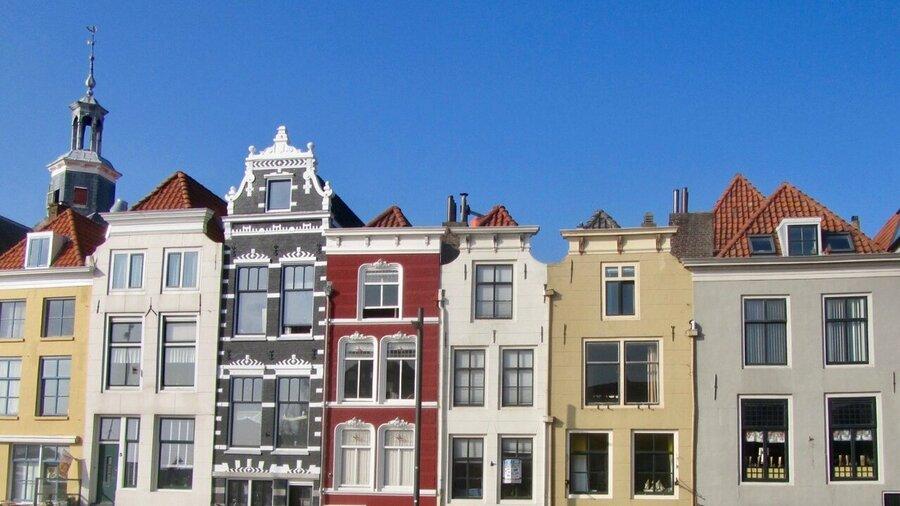 Wandel door de prachtige Zeeuwse stad Vlissingen