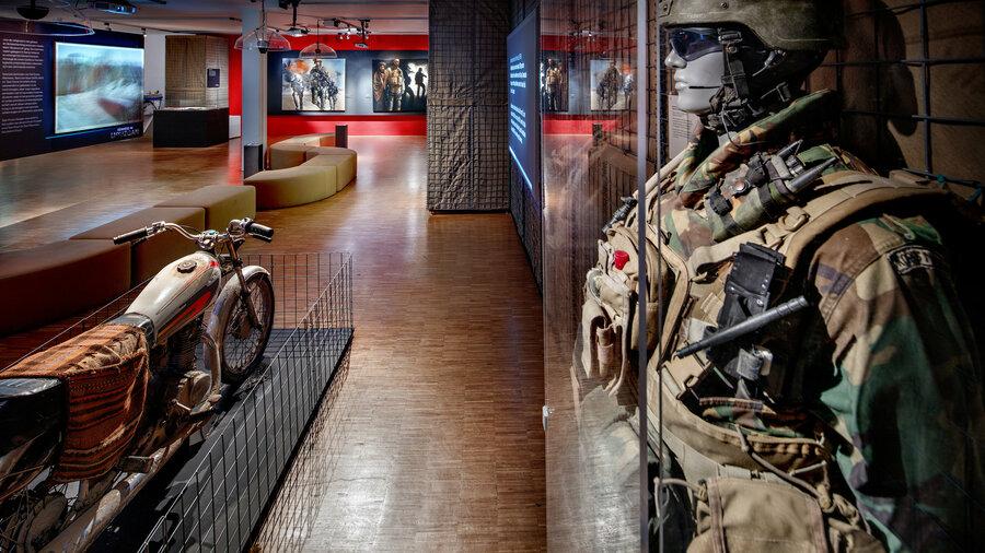 Uruzgan tentoonstelling bij Mariniersmuseum in Rotterdam