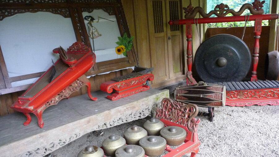 Indonesische cultuur bij Taman Indonesia