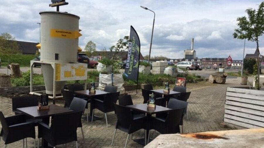 Terras van Laserloods Nijmegen