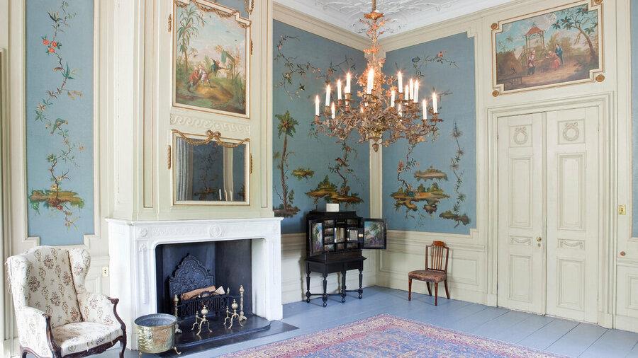 Bewonder het mooie interieur van Huis Verwolde.