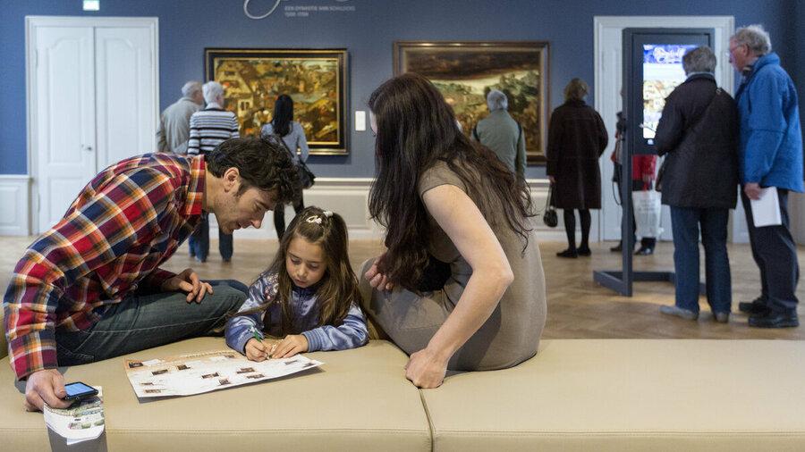Het Noordbrabants Museum, leuk voor jong en oud!