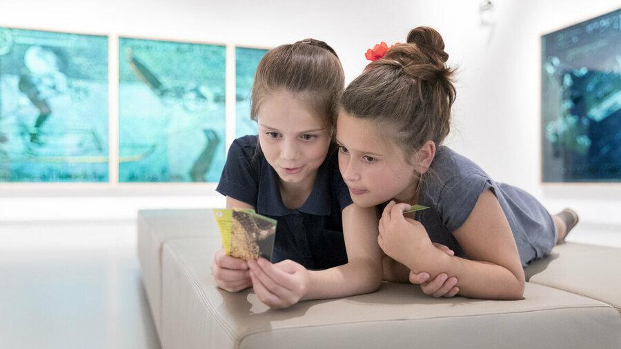 Ook voor kinderen er is er genoeg te beleven in het Noordbrabants Museum