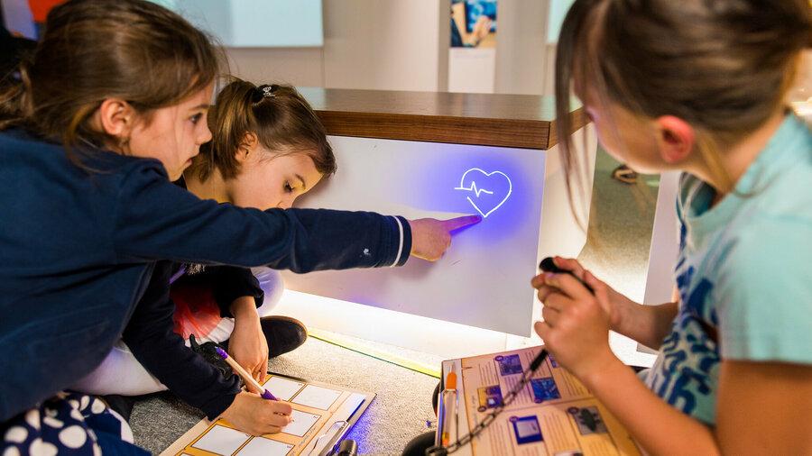 Lampjes Speurtocht voor kinderen