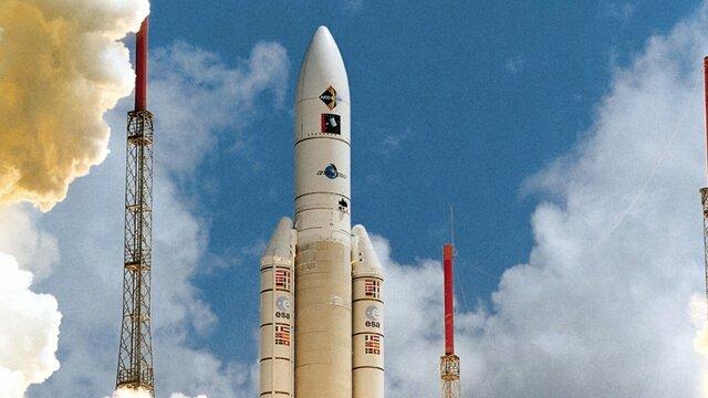 Ruimtevaartschip Space expo