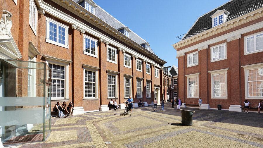 Binnenplaats Amsterdam Museum