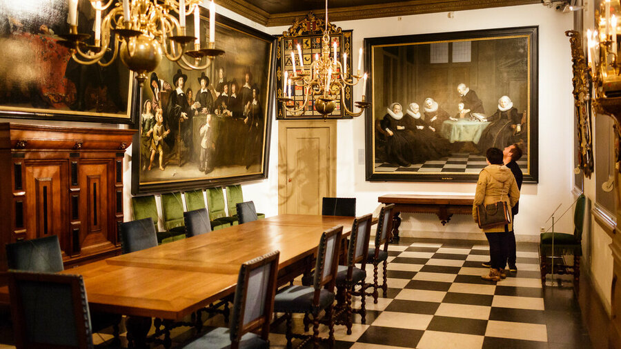 Amsterdamse kunst in Amsterdam Museum